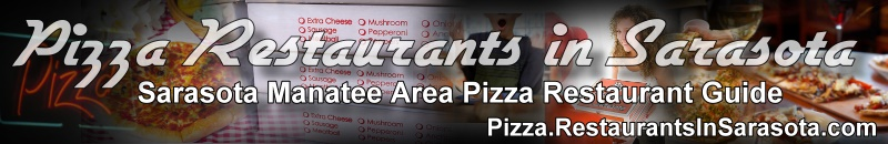 Best Sarasota Pizza Restaurants